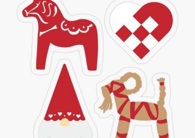 Nordic Stickers
