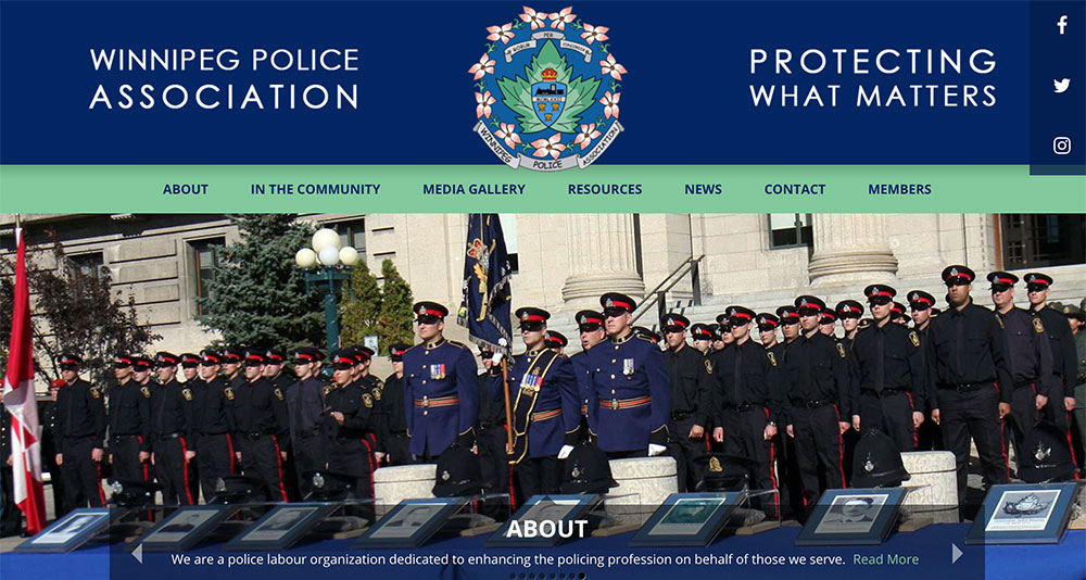 Winnipeg Police Association